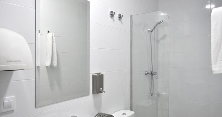 Baño Albergue Fonsagrada